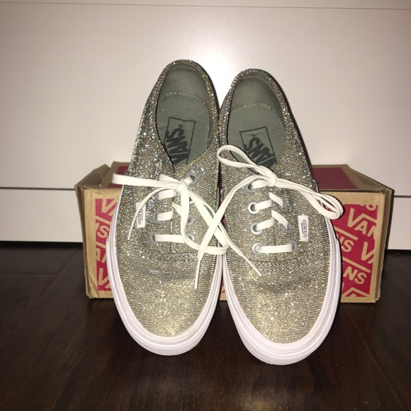 Glitter Poshmark Limited Sneakers Edition Vans Shoes XqvAwtxS